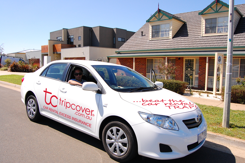 Tripcover Promotional Rental CAr